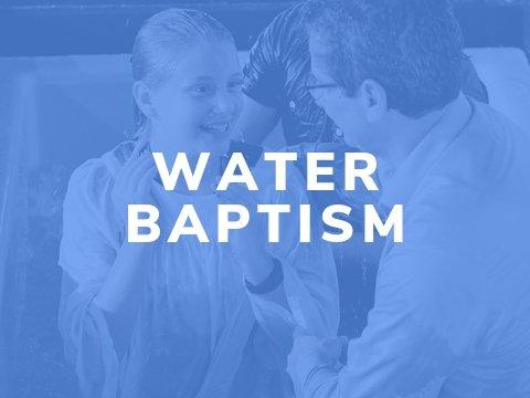 150- Water Baptism